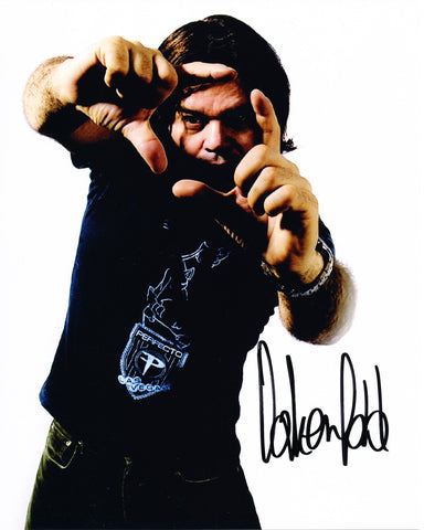 PAUL OAKENFOLD SIGNED 8X10 PHOTO 9