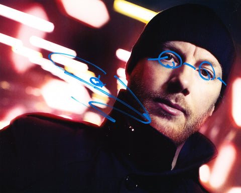 ERIC PRYDZ SIGNED 8X10 PHOTO