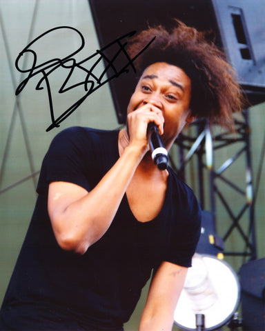 DANNY BROWN SIGNED 8X10 PHOTO 2
