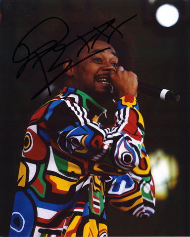 DANNY BROWN SIGNED 8X10 PHOTO 3