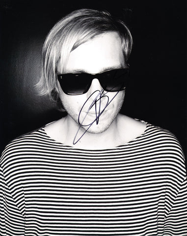 AARON BRUNO SIGNED AWOLNATION 8X10 PHOTO