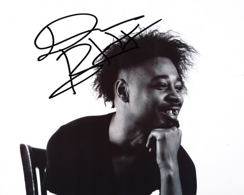 DANNY BROWN SIGNED 8X10 PHOTO 9