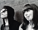 SLEIGH BELLS SIGNED 8X10 PHOTO