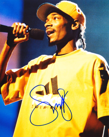 SNOOP DOGG SIGNED 8X10 PHOTO 3
