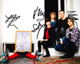THE JEZABELS SIGNED 8X10 PHOTO 6