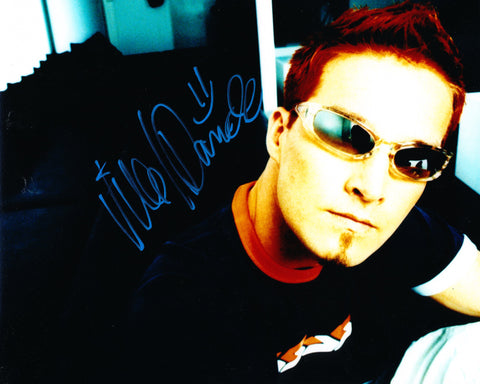 DARUDE SIGNED 8X10 PHOTO VILLE VIRTANEN 2