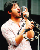 SAMEER GADHIA SIGNED YOUNG THE GIANT 8X10 PHOTO 3