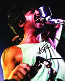 SAMEER GADHIA SIGNED YOUNG THE GIANT 8X10 PHOTO 5