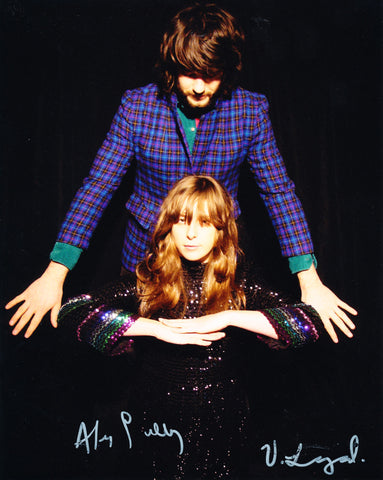 BEACH HOUSE SIGNED 8X10 PHOTO 2