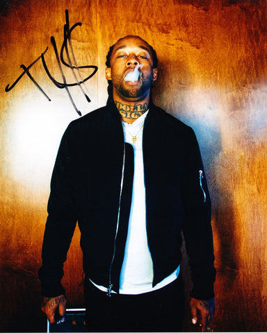 TY DOLLA $IGN 8X10 PHOTO TY$ SIGN 2