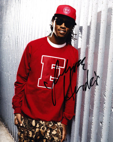 FUTURE SIGNED 8X10 PHOTO NAYVADIUS DEMUN WILBURN 2