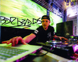 BORGEOUS SIGNED 8X10 PHOTO JOHN BORGER 4