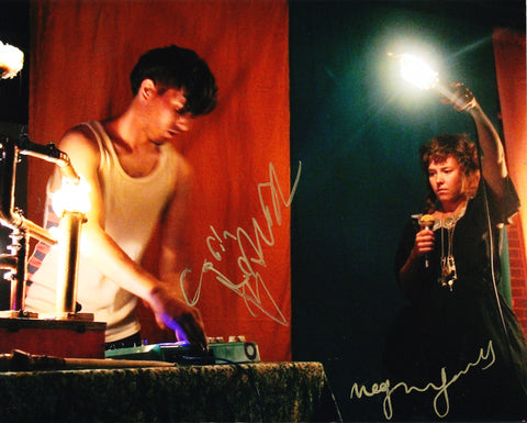 PURITY RING SIGNED 8X10 PHOTO 4