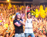 DVBBS SIGNED 8X10 PHOTO 6
