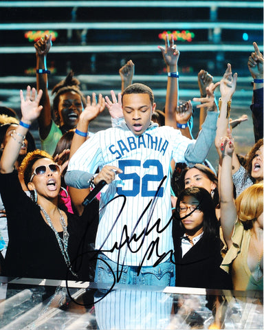 BOW WOW SIGNED 8X10 PHOTO SHAD GREGORY MOSS