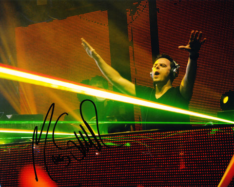 MARKUS SCHULZ SIGNED 8X10 PHOTO 3