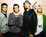 HEDLEY SIGNED 8X10 PHOTO 3