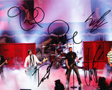 SIMPLE PLAN SIGNED 8X10 PHOTO 4
