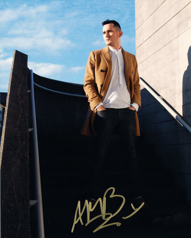 ANDREW BAYER SIGNED 8X10 PHOTO 2