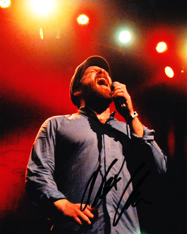 ALEX CLARE SIGNED 8X10 PHOTO 2