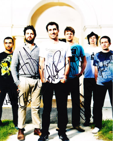 THE CAT EMPIRE SIGNED 8X10 PHOTO 2