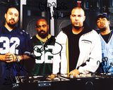 CYPRESS HILL SIGNED 8X10 PHOTO