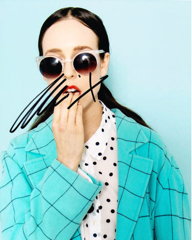 ALLIE X SIGNED 8X10 PHOTO 4