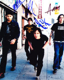 BILLY TALENT SIGNED 8X10 PHOTO 4