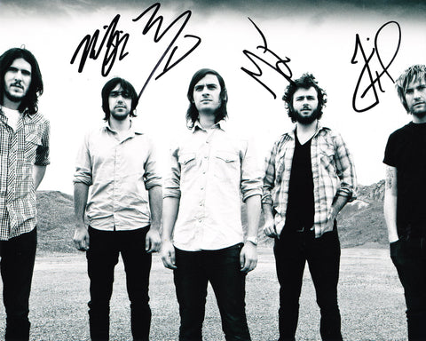 THE ARKELLS SIGNED 8X10 PHOTO 2