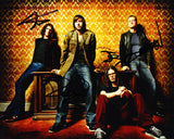 OUR LADY PEACE SIGNED 8X10 PHOTO OLP