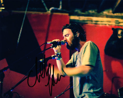 CHET FAKER SIGNED 8X10 PHOTO NICHOLAS JAMES MURPHY 3