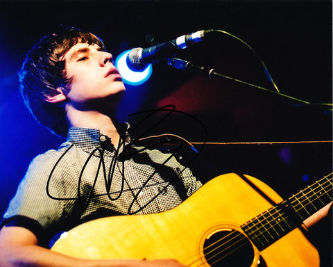 JAKE BUGG SIGNED 8X10 PHOTO 6