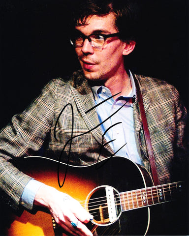 JUSTIN TOWNES EARLE SIGNED 8X10 PHOTO 2
