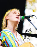 LAURA MARLING SIGNED 8X10 PHOTO 2