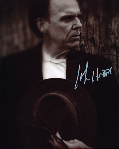JOHN HIATT SIGNED 8X10 PHOTO 2