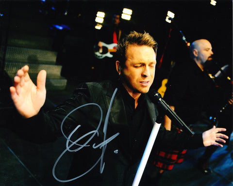 JOHNNY REID SIGNED 8X10 PHOTO 3