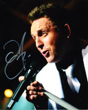 JOHNNY REID SIGNED 8X10 PHOTO 4