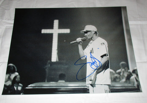 SNOOP DOGG SIGNED 11X14 PHOTO 6