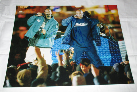 SNOOP DOGG SIGNED 11X14 PHOTO 10