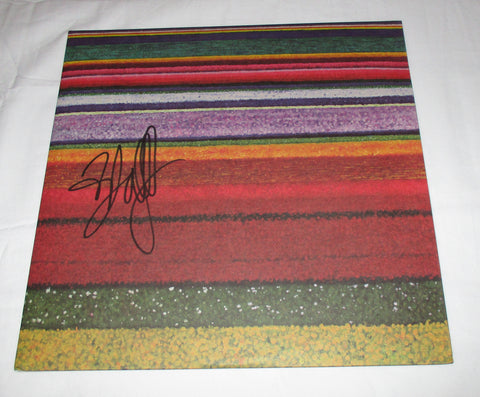 DALLAS GREEN SIGNED CITY AND COLOUR LITTLE HELL VINYL RECORD