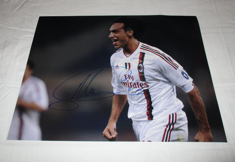 ALESSANDRO NESTA SIGNED AC MILAN 11X14 PHOTO 2