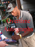 KENNY LOFTON SIGNED CLEVELAND INDIANS 8X10 PHOTO