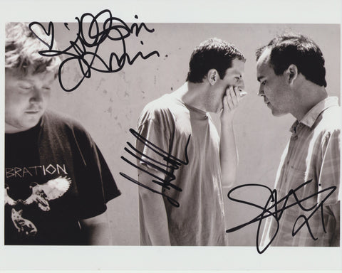 FUTURE ISLANDS SIGNED 8X10 PHOTO 4