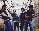 MARIANAS TRENCH SIGNED 8X10 PHOTO 4