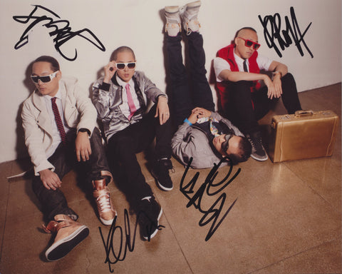 FAR EAST MOVEMENT SIGNED 8X10 PHOTO 3