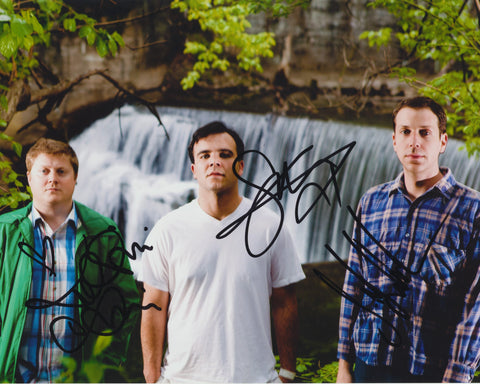 FUTURE ISLANDS SIGNED 8X10 PHOTO 5