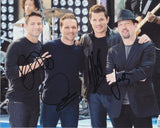 98 DEGREES SIGNED 8X10 PHOTO 98°