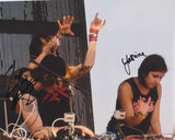 KREWELLA SIGNED 8X10 PHOTO  2