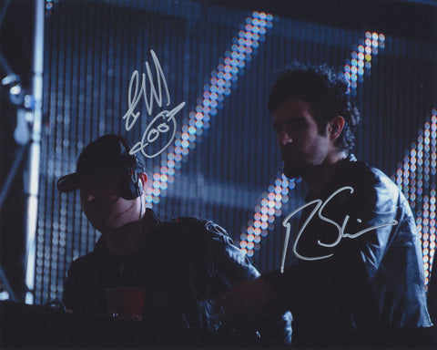 KNIFE PARTY SIGNED 8X10 PHOTO