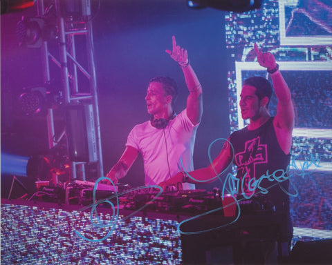 BLASTERJAXX SIGNED 8X10 PHOTO 8